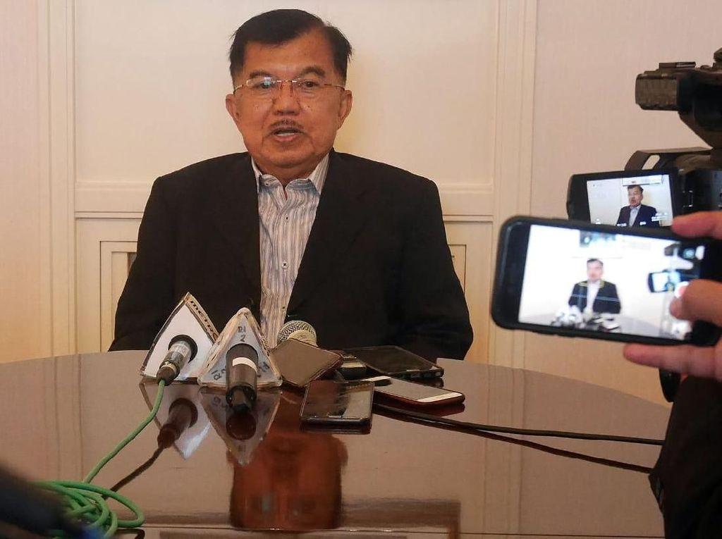 MK Tolak Gugatan JK Cawapres Lagi, Gerindra: Kan Bisa Jadi Capres