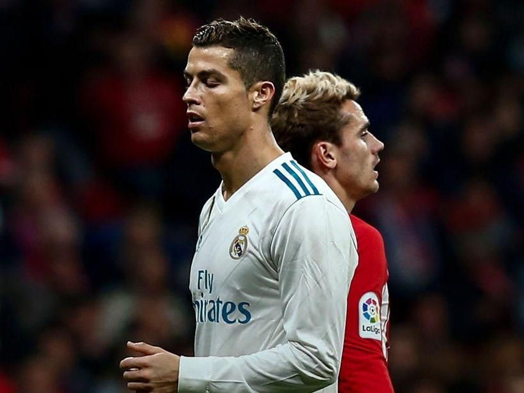 Deretan Kandidat Pengganti Cristiano Ronaldo di Real Madrid