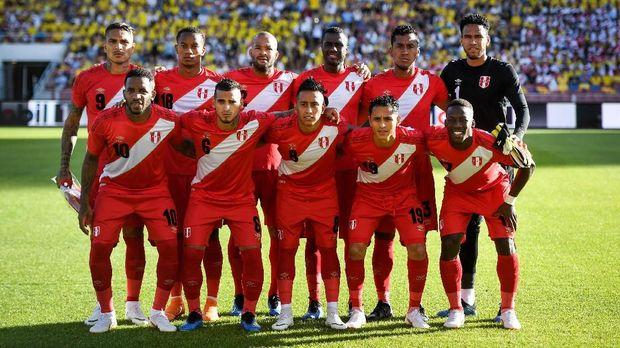Peru kini tergabung di Grup C bersama Prancis, Denmark, dan Australia.