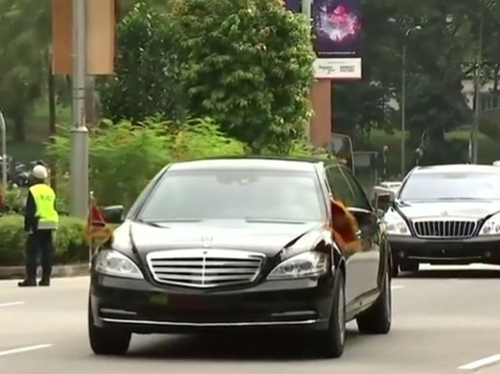 Mobil Kim Jong Un yang Misterius Asal-muasalnya