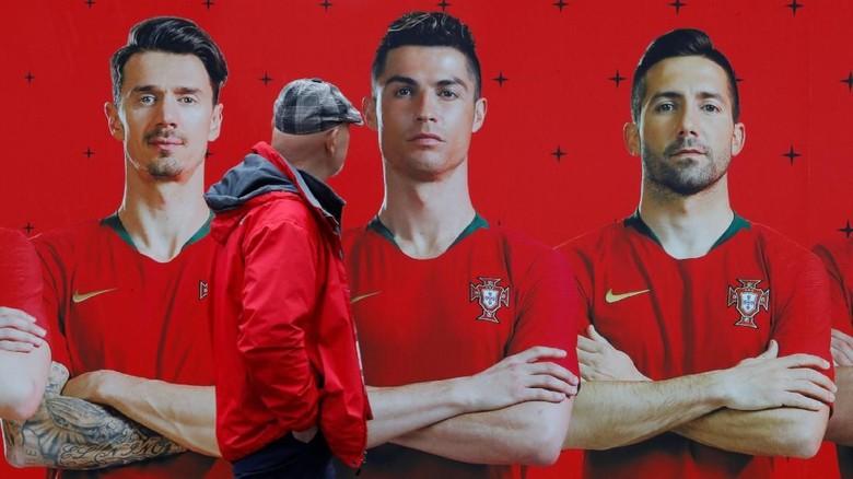 Perkiraan Formasi Portugal vs Spanyol