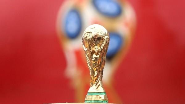 Rekam Jejak Prancis, Belgia, Kroasia, dan Inggris di Piala Dunia
