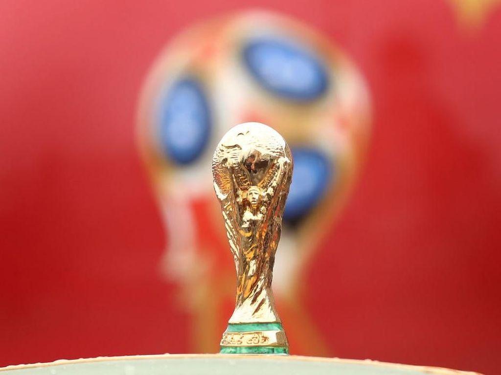 Berapa Harga Trofi Piala Dunia?