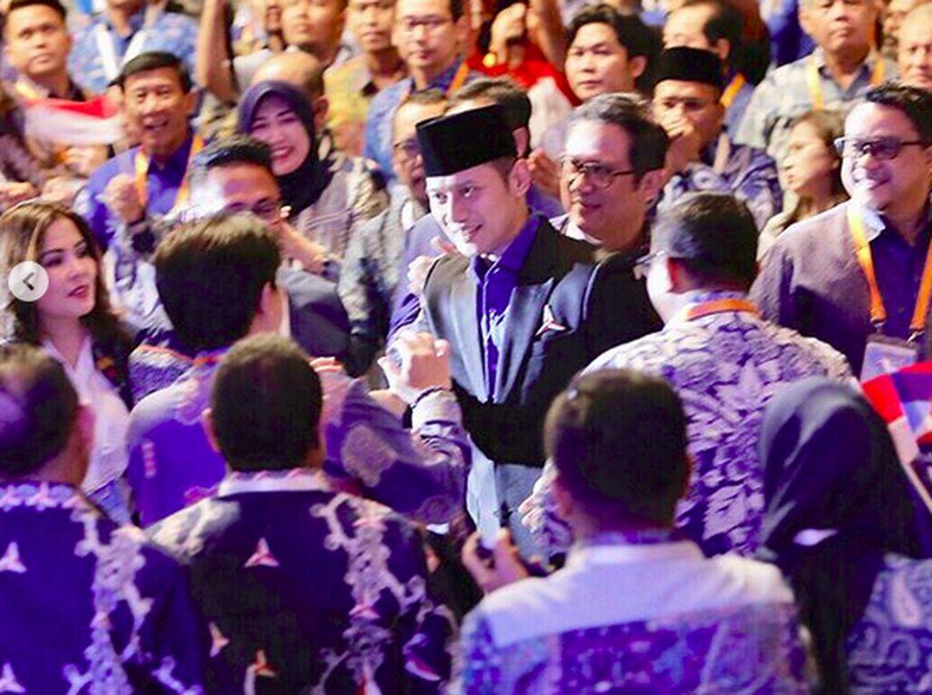 Usai SBY ke Istana, PD Sodorkan AHY Jadi Menpora