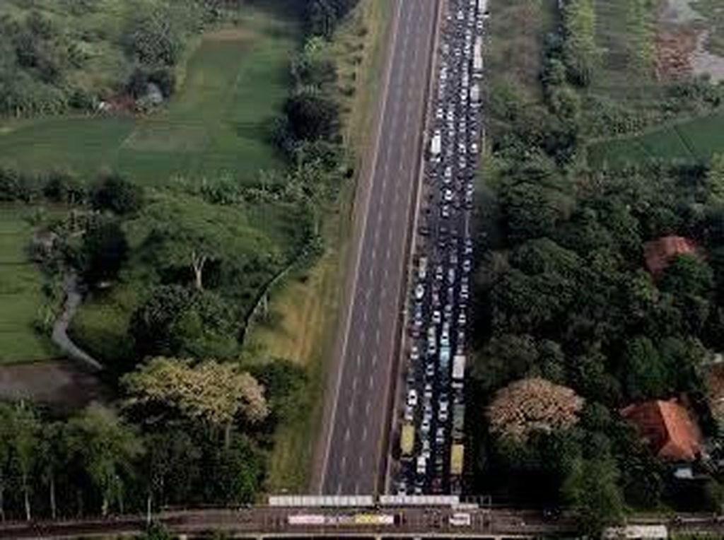 Begini Skema Pembatasan Tol Keluar-Masuk Jakarta Jika Sudah Berlaku