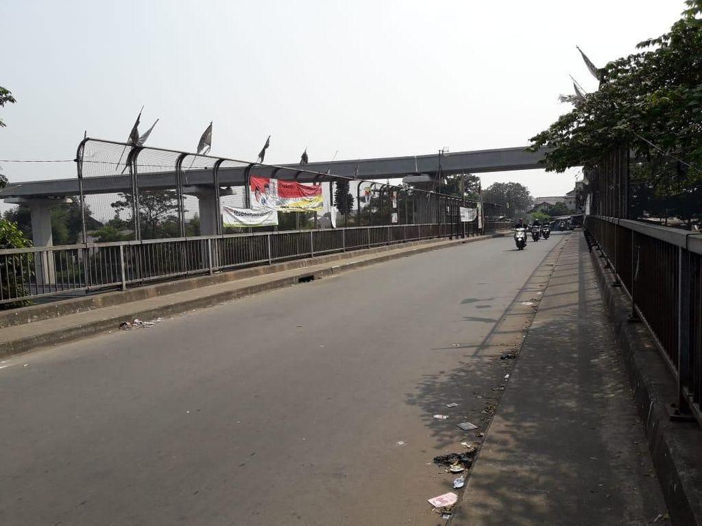 Ini 31 Jembatan dan JPO Rawan di Bekasi yang Dijaga Polisi