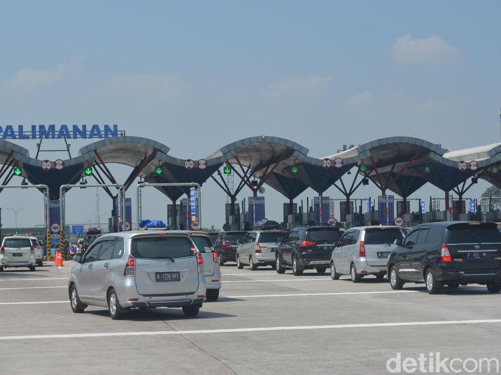 Menhub Usul ke Menteri PUPR GT Palimanan Non Aktif 7-9 Juni