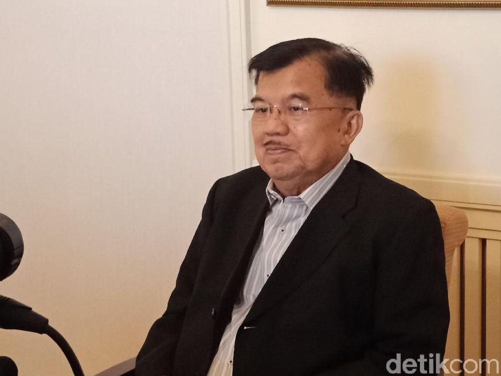 Kata JK soal Faktor yang Buat Indonesia 4 Kali Jadi DK PBB