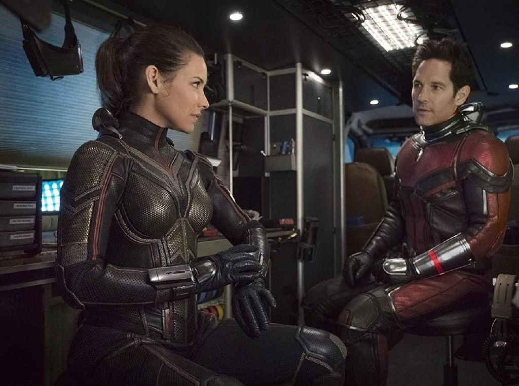 Ant-Man and The Wasp Disebut Jembatan Menuju Avengers 4