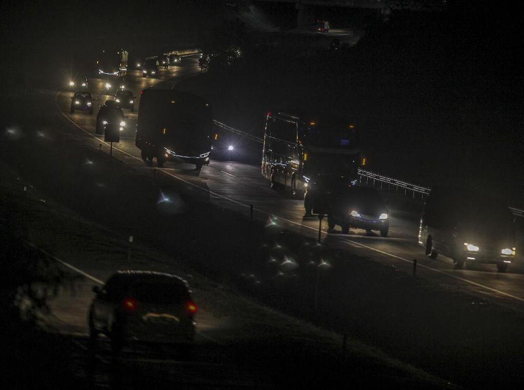 Pengendara Mobil Kejang-kejang di Tol Sunter, Dievakuasi ke RS Wisma Atlet
