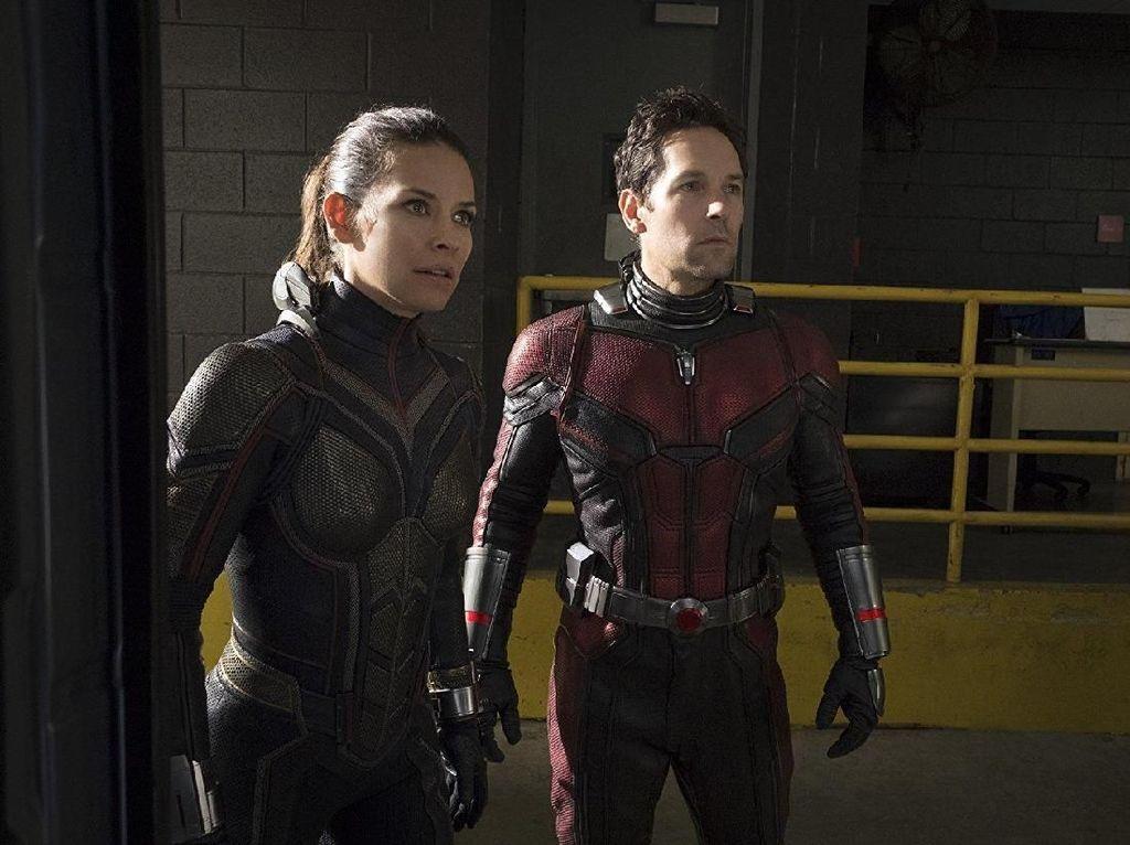 Musuh Utama Avengers Akan Muncul di Ant-Man 3