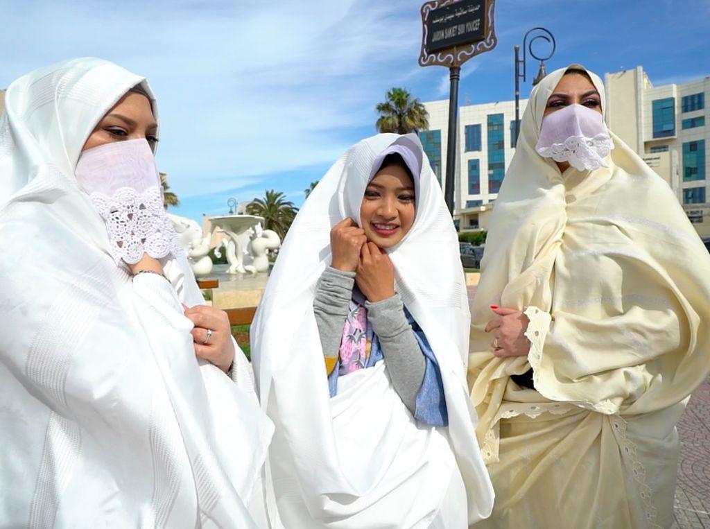 Haik, Pakaian Tradisional Aljazair yang Mulai Ditinggalkan