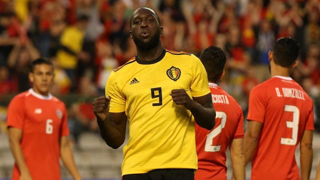 Belgia Menangi Laga Pemanasan Terakhirnya Jelang Piala Dunia 2018