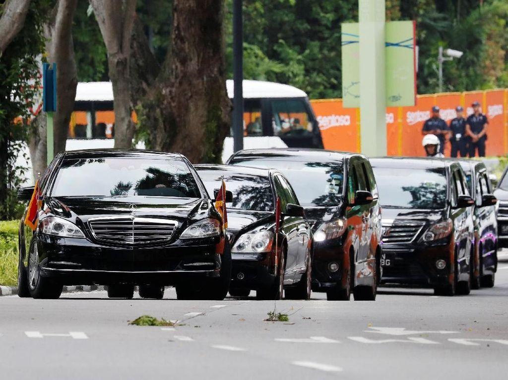 Disanksi PBB, Bagaimana Kim Jong Un Bisa Dapat Mercedes-Benz?