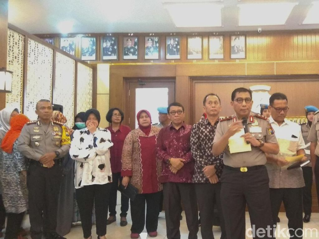Anak Bomber di Surabaya Diserahkan ke Kemensos untuk Rehabilitasi