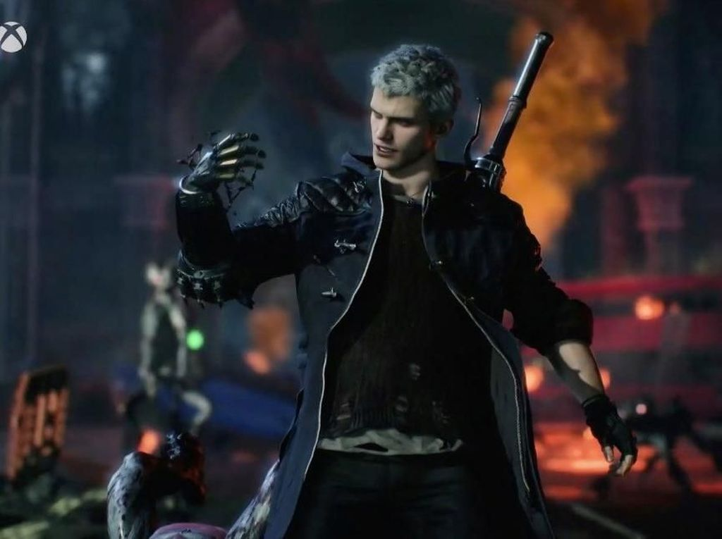 Devil May Cry 5 Rilis Tahun Depan