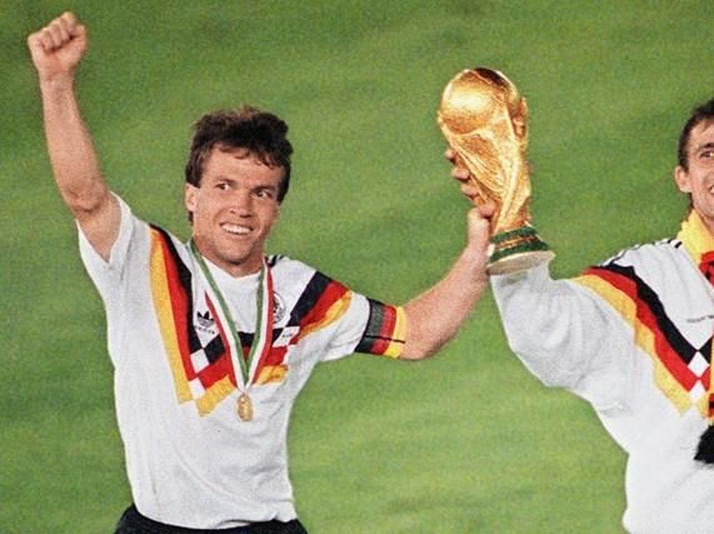 Video: Legenda Jerman Jagokan Brasil di Piala Dunia 2018