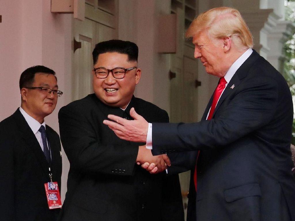 Siap ke Gedung Putih, Kim Jong Un Balik Undang Trump ke Korut