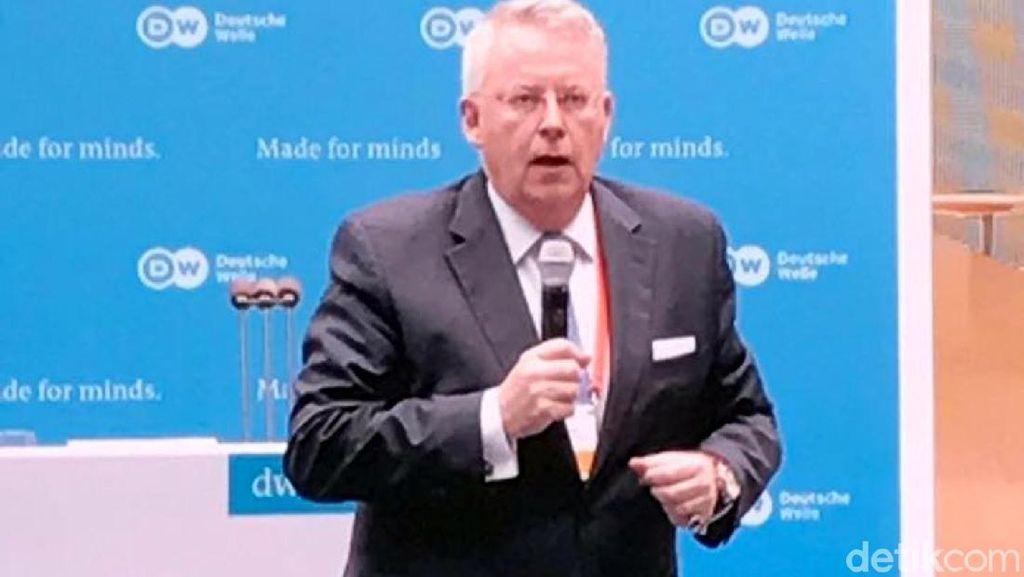 Serunya Global Media Forum di Jerman