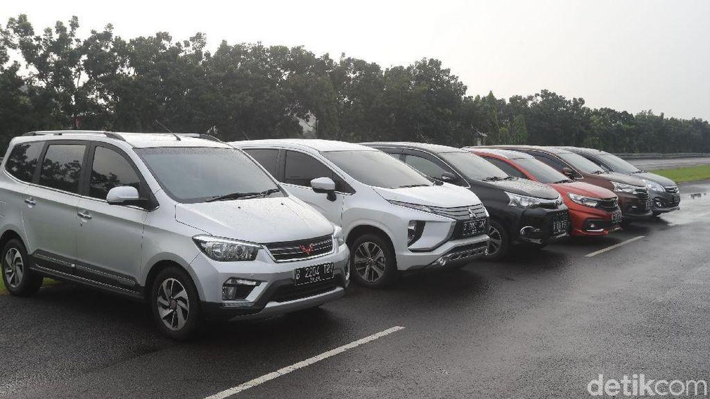 Persaingan Avanza-Xpander cs dalam Angka Penjualan