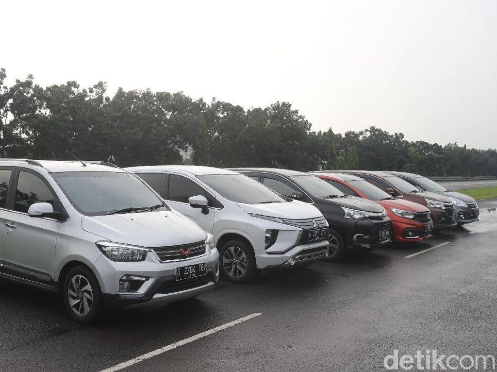 20 Mobil Paling Diburu Orang Indonesia Tahun 2018 (I)