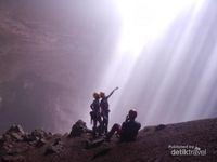 Wisata Gua Jomblang (Indra Wijaya/d'Traveler)