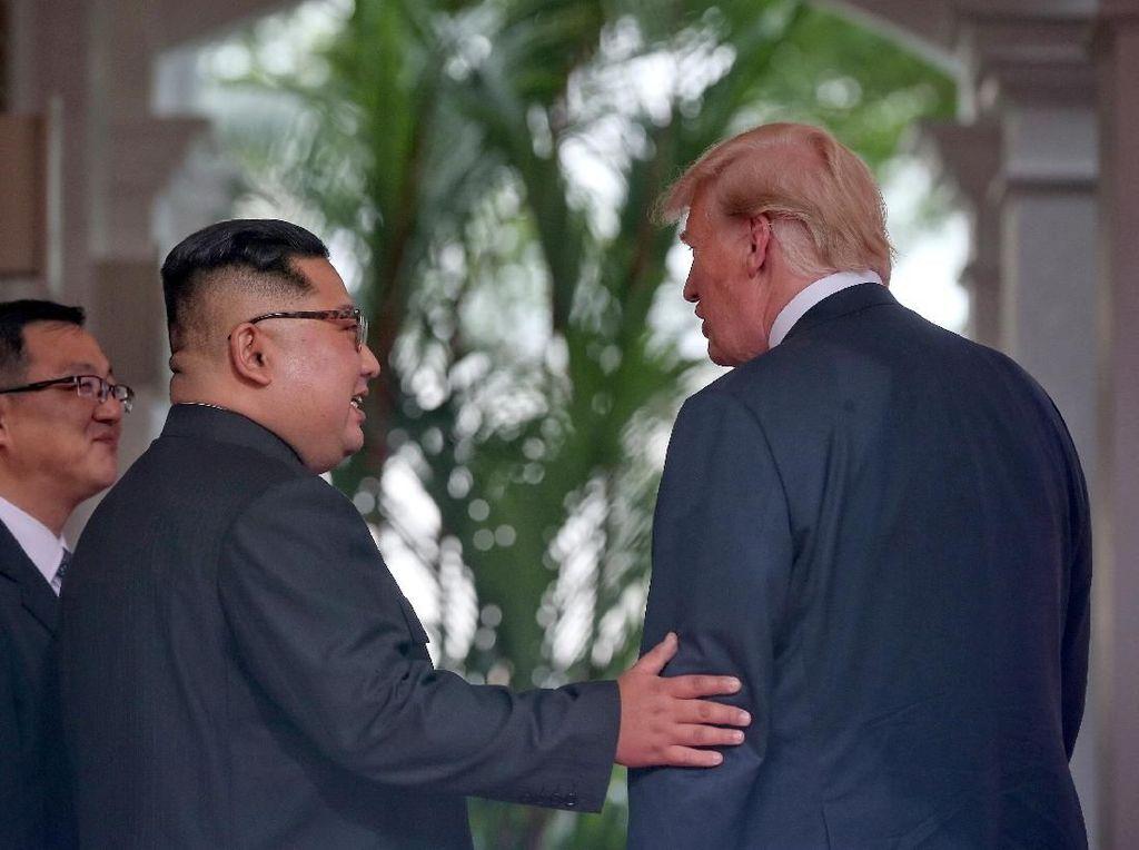 Kata Kim Soal Pertemuan dengan Trump: Seperti Film Fiksi Ilmiah