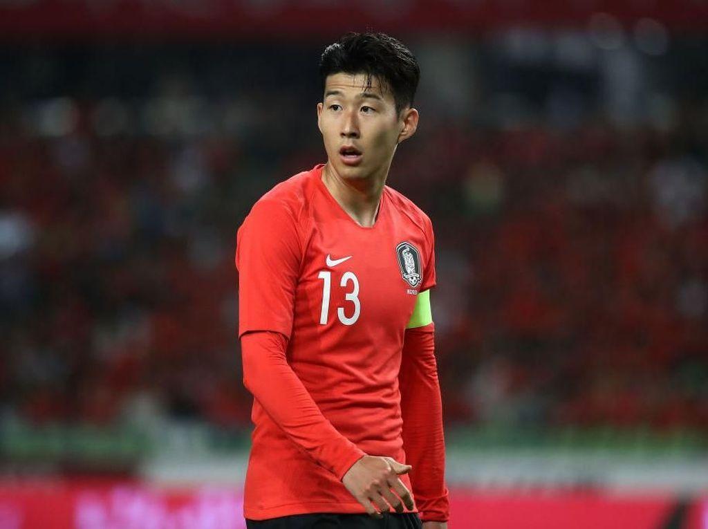 Kasus Corona di Timnas Korsel Bertambah, Son Heung-min Kena?
