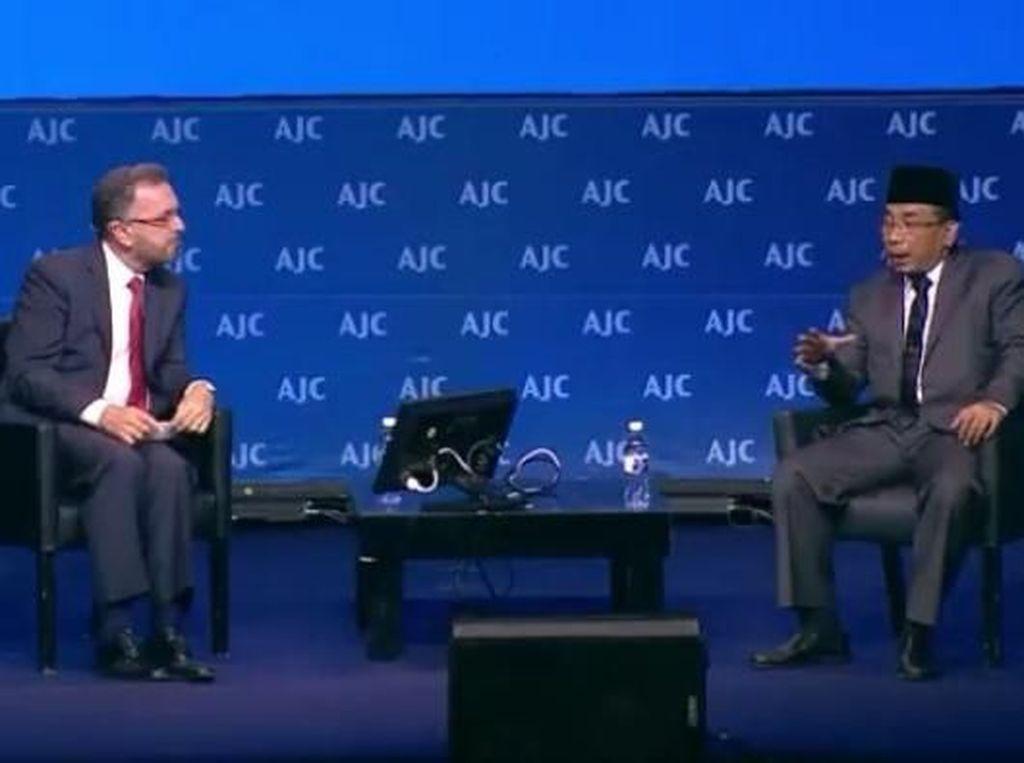 Pernyataan Lengkap Palestina yang Kutuk Kunjungan Staquf ke Israel