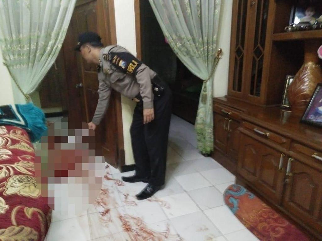 Siswa SMP di Kediri Dibacok Pencuri yang Masuk Rumahnya