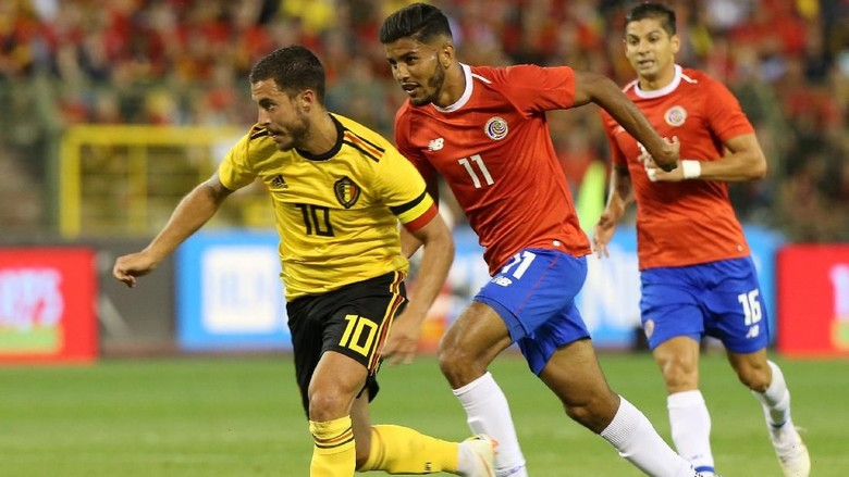 Saran De Bruyne untuk Hazard yang Kerap Jadi Sasaran Lawan