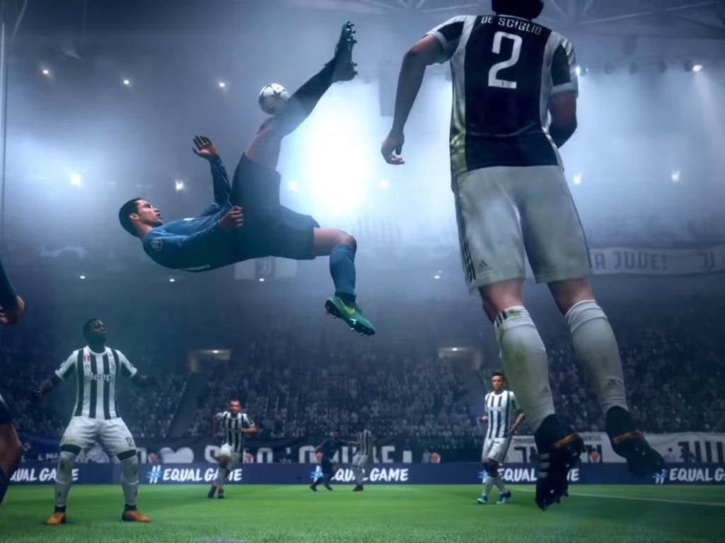 10 Pemain Terbaik di FIFA 19