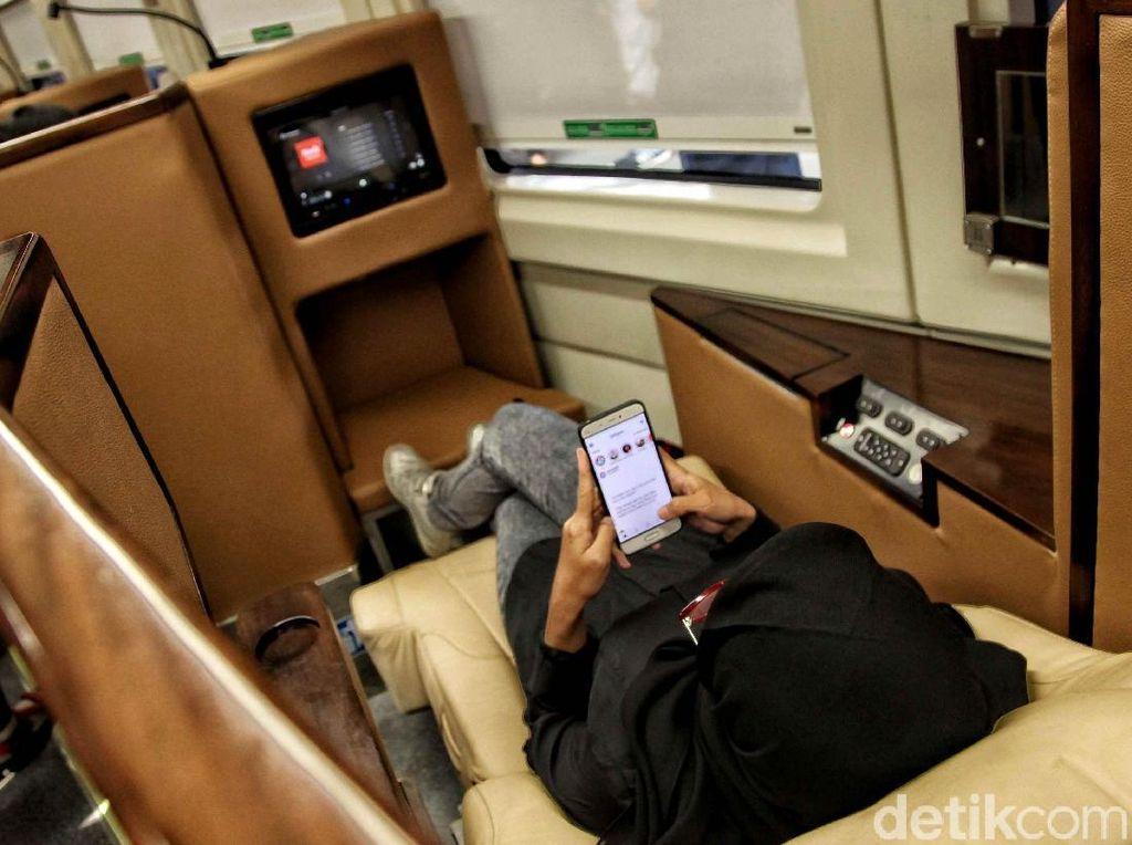 Banyak Peminat, Sleeper Train Bakal Ditambah 10 Gerbong