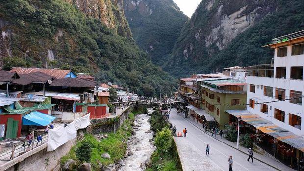 Panduan Menuju 'Kota yang Hilang' di Peru (EMB)
