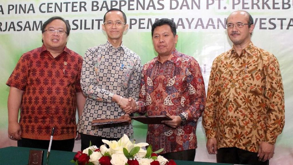 Bappenas dan PTPN Holding Jalin Kerja Sama