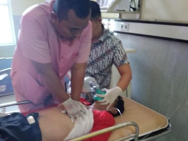 Alami Serangan Jantung, MC Panggung Kampanye Khofifah Meninggal