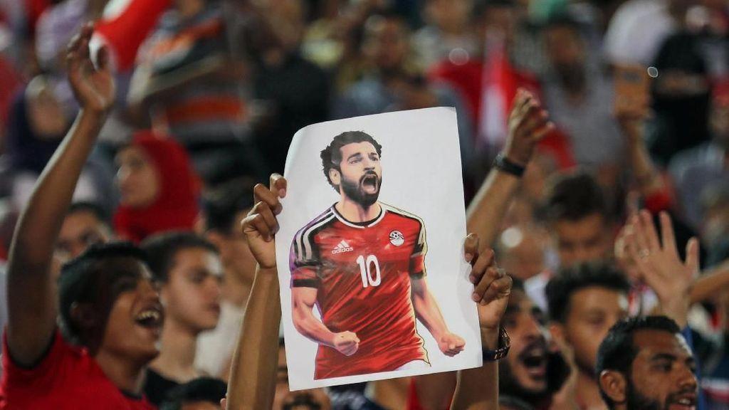 Menanti Pembuktian Salah dan Pemain Mesir Berusia 45 Tahun