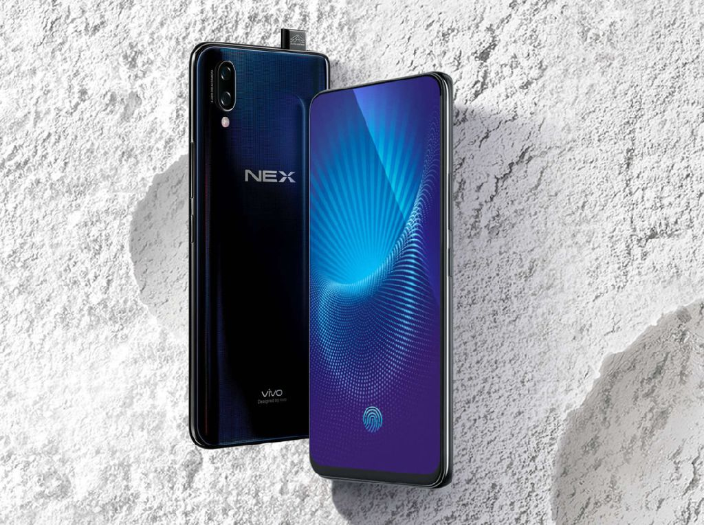 Tiga Ponsel Vivo NEX Resmi Melenggang, Harganya?