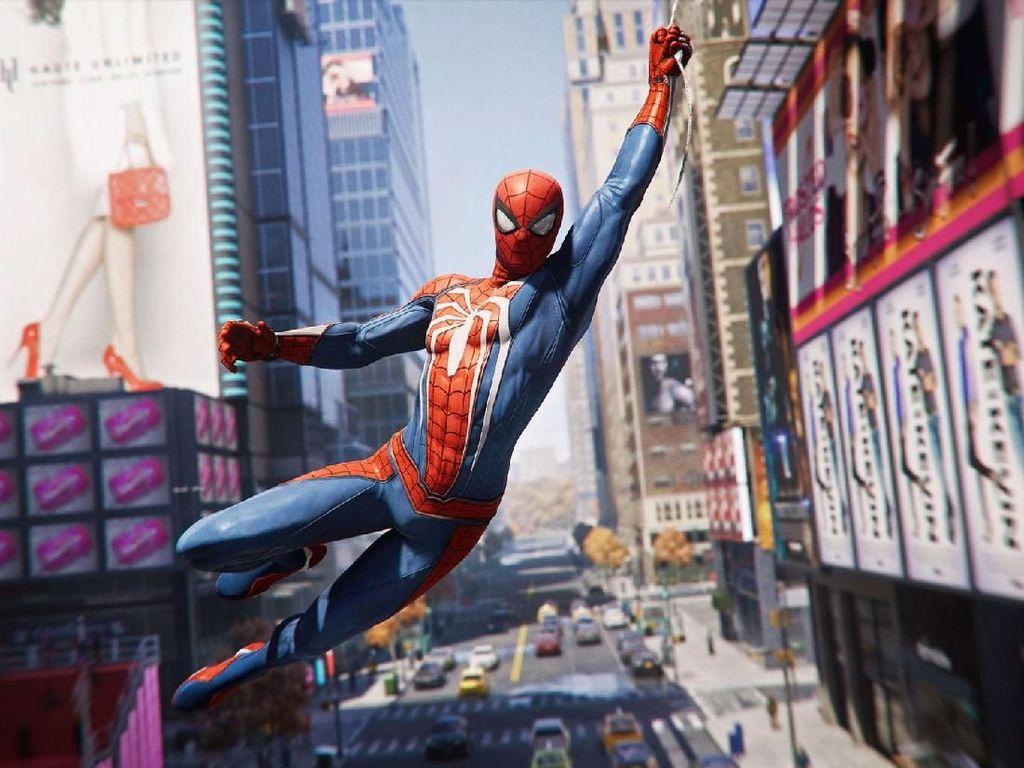 Spider-Man Kembali Menyapa dengan Wajah Baru