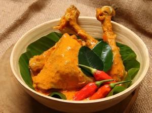 Resep Gulai Ayam Padang yang Pedas Mantap