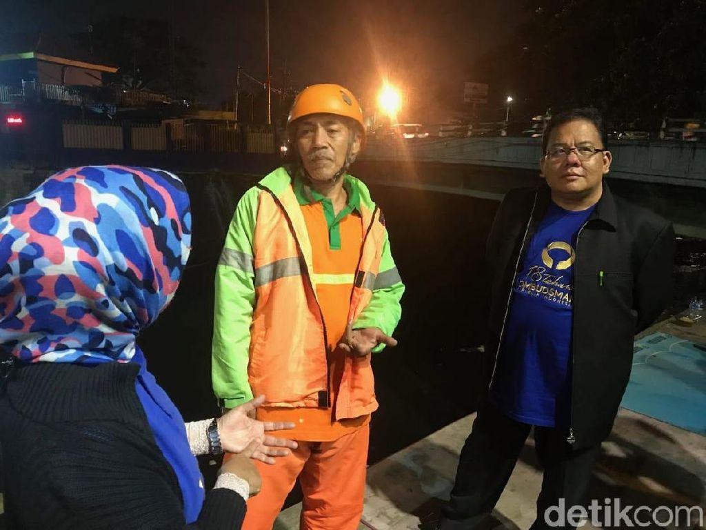Petugas Jaga Pintu Air Manggarai Masih Honorer, Ombudsman: Ironis