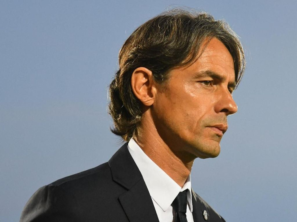 Filippo Inzaghi Jadi Pelatih Baru Bologna