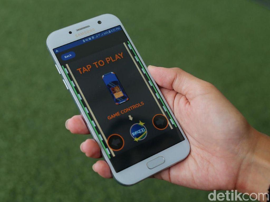 Main Game Sambil Mudik dapat Motor & Galaxy S9, Mau?