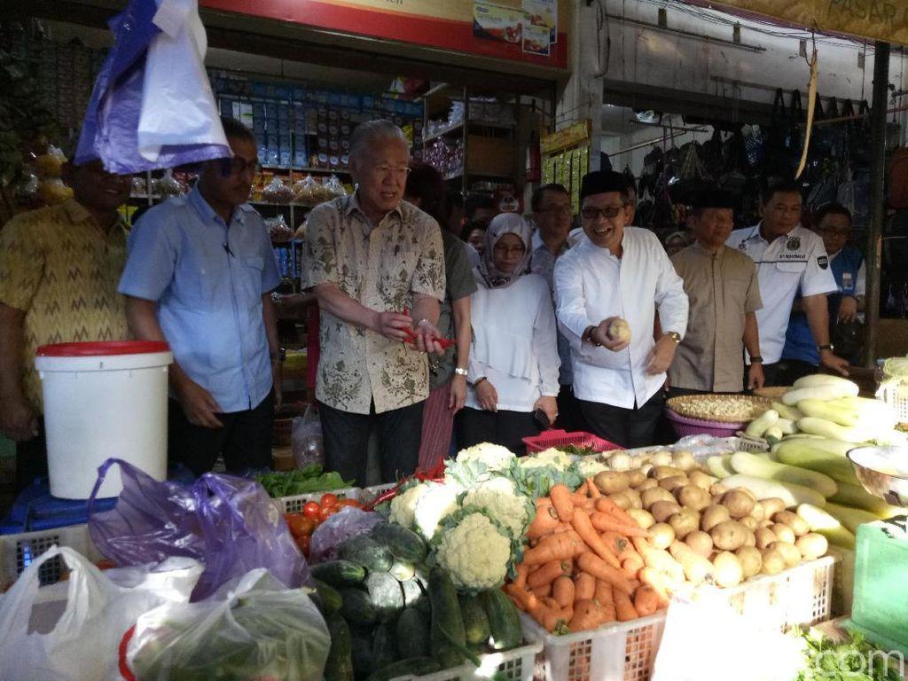 Cabai Merah di Makassar Naik ke Rp 45.000/Kg, Mendag: Masih Wajar