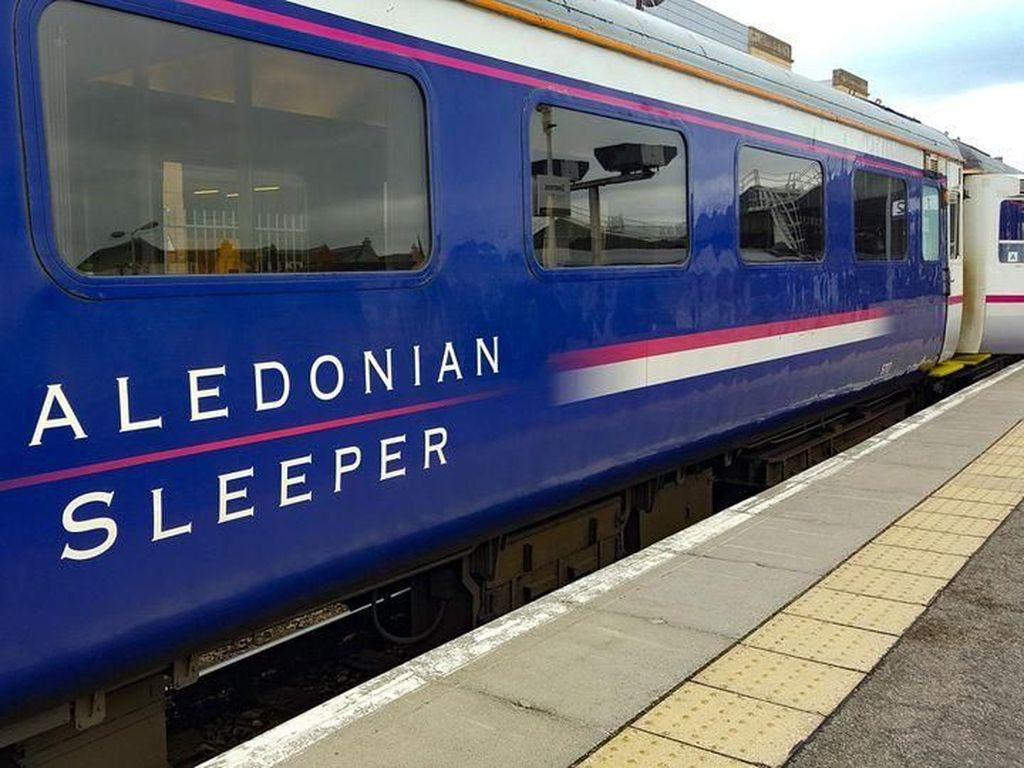 10 Rekomendasi Kereta Sleeper Saat Melancong ke Eropa