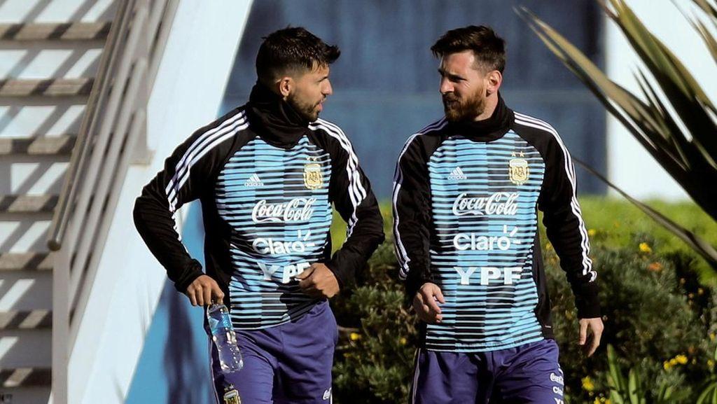 Utak-atik Formasi Argentina di Piala Dunia 2018