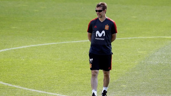 Lopetegui Jadi Pelatih Madrid, Ini Pernyataan Federasi Sepakbola Spanyol
