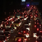 Long Weekend Imlek, Tol Jakarta-Cikampek Macet 10 Km