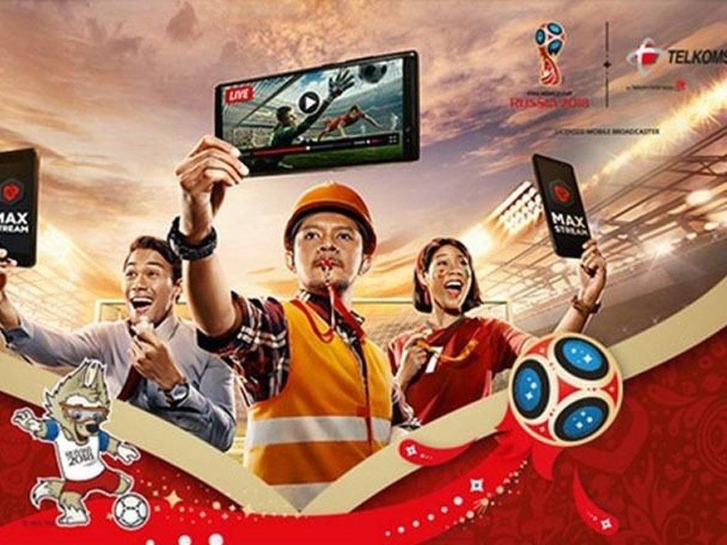 Streaming Video Pakai Telkomsel Hanya Rp 10, Mau?