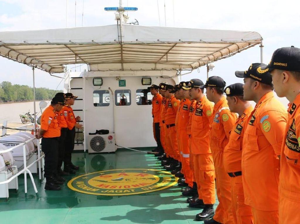 23 Pemudik di Speedboat yang Tenggelam di Sumsel Belum Ditemukan